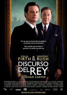 El Discurso Del Rey Tom Hooper 2010 King S Speech Love Movie Film Music Books