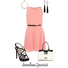 A fashion look from April 2013 featuring Pelle Moda sandals, Wallis shoulder bags and Ivanka Trump earrings. Browse and shop related looks.