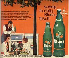 Bluna = Orangensprudel