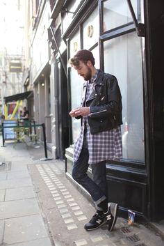 They Are Wearing: London Men's Fashion Week Fall 2014 - Slideshow - WWD.com