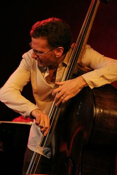 Born ♦ February 6, 1966 - Larry Grenadier, American jazz double bassist.