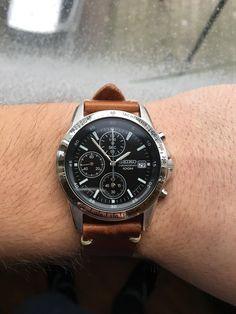 Reddit - Watches - [Seiko] Christmas present for myself, a Seiko SND367