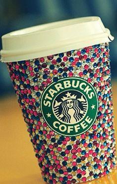 DIY Starbucks cup!
