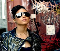 8ed341f06d Alicia Keys seen sporting the new Carrera Panamerika 1 sunglasses in her  latest video Try To Sleep With A Broken Heart. Read full story and shop  Carrera