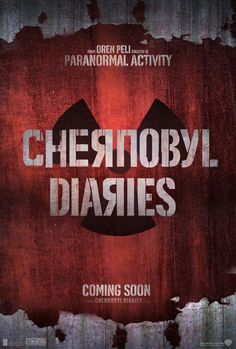CHERNOBYL DIARIES Trailer and Poster. The first trailer and poster for Chernobyl Diaries from Paranormal Activity producer Oren Peli Best Horror Movies, Great Movies, Horror Films, Horror Tale, Horror Posters, Awesome Movies, Movie Posters, Paranormal, New Movies Coming Soon