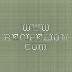 www.recipelion.com