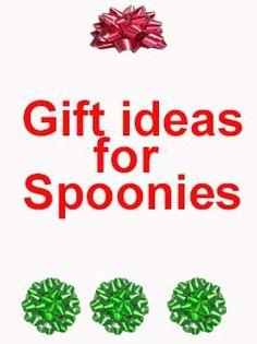 Spoonie gift ideas (Spoonies are people with Chronic illness. Chronic Fatigue Syndrome, Chronic Illness, Chronic Pain, Endometriosis, Fibromyalgia, Rheumatoid Arthritis, Autoimmune Disease, Dercums Disease, Kidney Disease