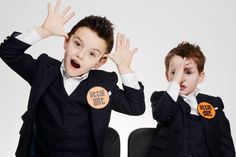 little ant and dec are just so cute!