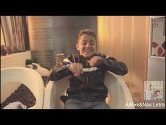 Momentos graciosos Adexe y Nau - YouTube
