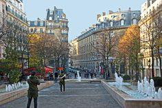 | ♕ | Quartier Latin, Paris