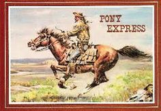 August 31  Pony Express Day