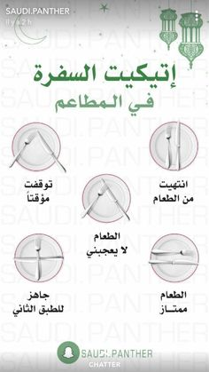 Culteur gnrl – Travel World Health And Fitness Expo, Life Skills Activities, Dining Etiquette, Etiquette And Manners, Vie Motivation, Learning Websites, Beautiful Arabic Words, Life Rules, Learning Arabic