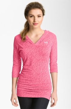 Under Armour Burnout Hoodie available at #Nordstrom