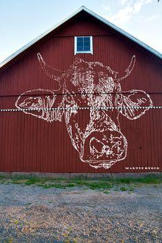 Country Living ~ Barns