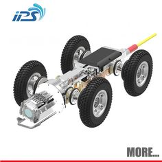 Mainline crawler robot S150 for sewer pipe inspection