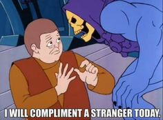 Skeletor is Love