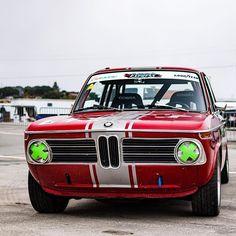 BMW e21 — utwo: BMW 2002 Race Car © kurt klingensmith