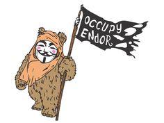 Occupy Endor - Don Calamari - Society6