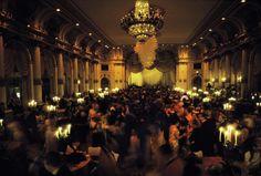 Truman Capote's Black and White Ball, Plaza Hotel, New York 1966, Elliott Erwitt