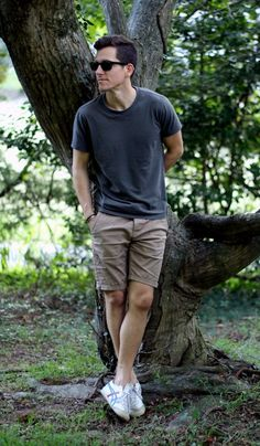 Style Advice for Short Men feat. The Modest Man Style Advice for Short Men feat. The Modest Man brock mcgroff the modest man casual outfit man The post Style Advice for Short Men feat. The Modest Man appeared first on New Ideas. Summer Outfits Men, Short Outfits, Casual Outfits, Summer Men, Casual Summer, Fashionable Outfits, Emo Outfits, Simple Outfits, Summer Clothes