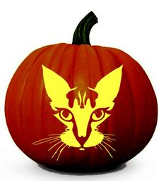 1000 images about pumpkin carving patterns on pinterest for Surprised pumpkin face