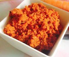 Rezept Möhren-Tomaten-Aufstrich vegan von Chesta - Rezept der Kategorie Saucen/Dips/Brotaufstriche