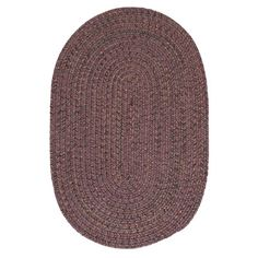 Loon Peak Abey Plum Purple Area Rug Rug Size: