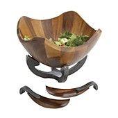 Namb� Anvil Scroll Salad Bowl Set