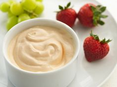 Healthified Fluffy Orange Fruit Dip Recipe by Betty Crock recipes