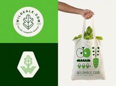 Fruit logo illustration farmers market Ideas for 2019 Cake Logo Design, Graphic Design Branding, Identity Design, Packaging Design, Farmers Market Logo, Green Marketing, Eco Brand, Fruit Logo, Fruit Packaging