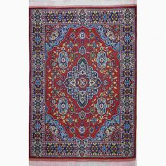 Orient Teppich, gewebt, 20x30 (30840). Abmessungen, inkl. Fransen: gewebt, 195 x 290 mm. Seit Jahrhunderten überlieferte Muster der schönsten Teppiche wurden präzise verkleinert und aus feinsten Garnen gewebt. Alle Teppiche, Läufer und Brücken haben nur eine Stärke von 0,5 mm und liegen deshalb besonders glatt und flach auf dem Boden. Die im Original weißen Teppichfransen sind zur besseren Sichtbarkeit dunkler abgebildet.