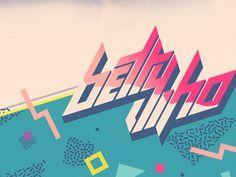 Betty Who Single Artwork Piece by Manya Kuzemchenko #type