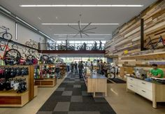 cycle store interior ideas - Google Search
