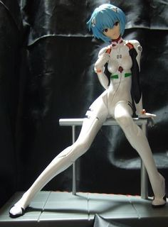 SEGA Evangelion Shin Gekijouban Premium Figure Vol.6 Rei Ayanami Japan