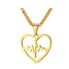 Feel My Heartbeat Necklace