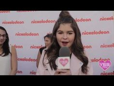 """Do you love Addison Riecke as Nora on Nickelodeon's """"The Thundermans""""? In this exclusive interview with YSBnow, Addison reveals three things you don't know a. Nickelodeon The Thundermans, Addison Riecke, Cool Boys Clothes, Boy Outfits, Interview, Celebs, Actresses, 3 Things, Youtube"""