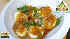 "Thai Food Son in Law Eggs ""Kai Loog Keui"" ❤️️ - YouTube"