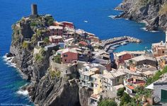 Most Beautiful Villages in the World - Vernazza, Italy