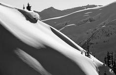 Colin D. Watt | Slash | Whistler backcountry