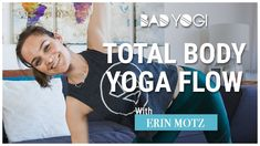 A Total Body Yoga Flow for any occasion. You'll feel stretched, strengthened, and totally balanced after this class. Yoga Nature, Free Yoga Classes, Hard Yoga, Lack Of Motivation, Yoga At Home, Workout Session, Yoga Flow, Zen Yoga, Yoga For Weight Loss