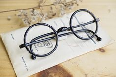 7f86714362 Excited to share the latest addition to my  etsy shop  Vintage Round 1920 s  spectacles