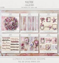 New Release: Yuletide by Ilonka's Scrapbook Designs! DigitalCrea; http://digital-crea.fr/shop/index.php?main_page=advanced_search_result&search_in_description=1&keyword=Yuletide. 12/05/2015