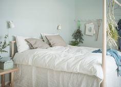 Gravity Home — Serene IKEA bedroom Follow Gravity Home: Blog -...