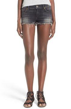 True Religion Brand Jeans 'Joey' Cutoff Denim Shorts