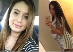 Missing pregnant woman found dead may have had her unborn baby cut out http://ift.tt/2xLLjpF