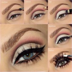 Barbie look makeup #tutorial #evatornadoblog #howto