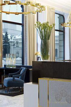 Hotel Bristol - Anita Rosato E Krzysztof Kaszubowski