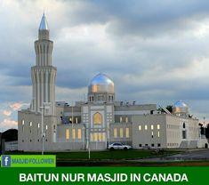 Batun noor masjid in Canada