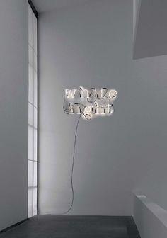Neon Wall Art by Seletti | FRANKIE + COCO