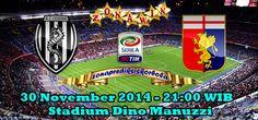 Prediksi Cesena vs Genoa, Dari pertandingan ajang liga Italia pekan 13 akan mempertemukan Cesena yang akan menghadapi Genoa